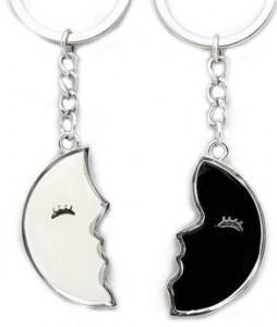 CoupleKey Moon