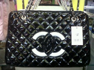 Chanel 47488b Black