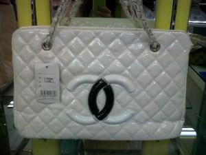 Chanel 47488b white