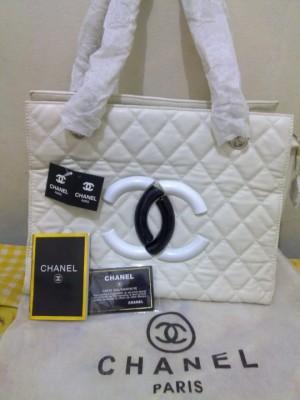 Chanel 0682 White