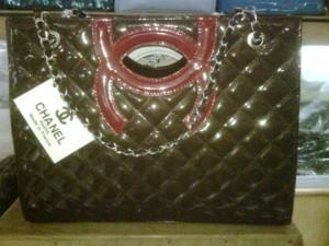 Chanel 288 dark brown