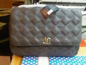 Chanel 5460 grey