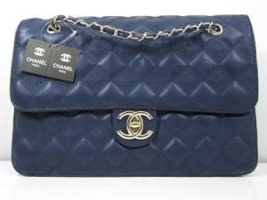 Chanel 5460 blue