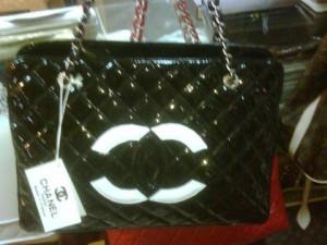 Chanel 0962 black