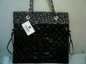Chanel 5109 black
