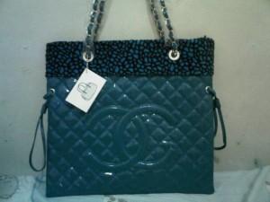 Chanel 5109 blue
