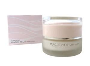 Magic Plus White Cream - Pemutih Wajah Lolos BPOM TERBUKTI (Mini Jar)