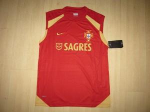 Singlet Portugal Merah