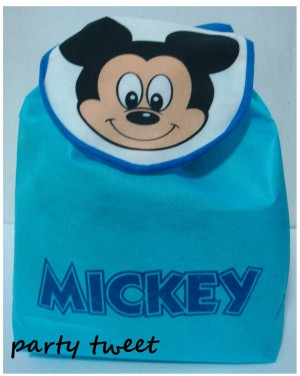 Goody Bag Ransel - Mickey Mouse