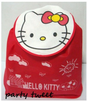 Goody Bag Ransel - Hello Kitty