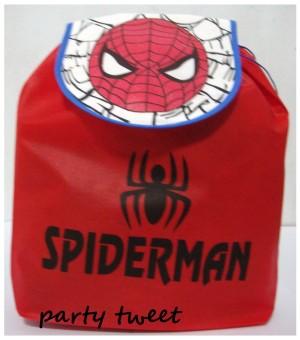 Goody Bag Ransel - Spiderman