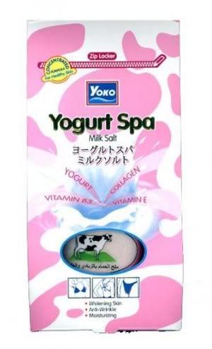 YOKO SALT YOGOURT SPA