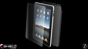 Zagg InvisibleSHIELD For Apple IPad Wi-Fi + 3G