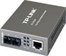 TP-LINK MC100CM: 10/100M RJ45 to 100M multi-mode SC Fiber Converter