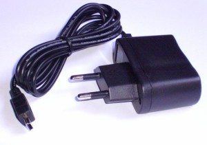 USB Mini Travel Charger 1.5 A output
