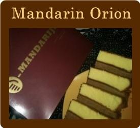Roti Mandarijn ORION