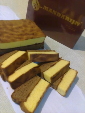 Roti Mandarin Orion (Dos Kecil)