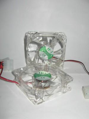 Fan Casing 12cm Lampu
