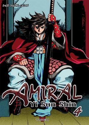 Admiral Yi Sun Shin (1 - 5 Tamat)