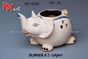 burner at gajah