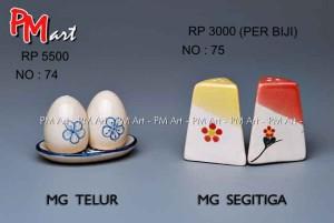 tempat merica garam telur