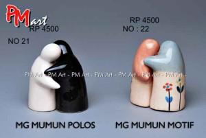 mug mumun polos/motif