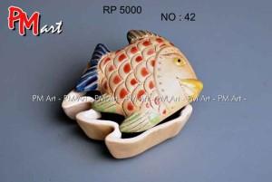 tempat perhiasan model ikan