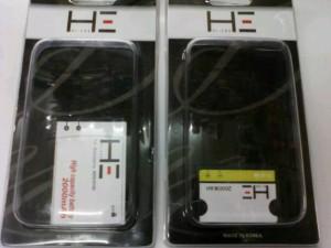 Baterai Hi End Blackberry Bold, Onyx 2000mah