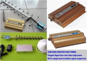 Jual Penguat signal gsm/cdma bosster,jangkauan terjauh,lengkap,siap pakai naikkan signal handphone