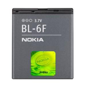 Jual Baterai ORI 99 Nokia BL6F berkualitas dan garansi !!