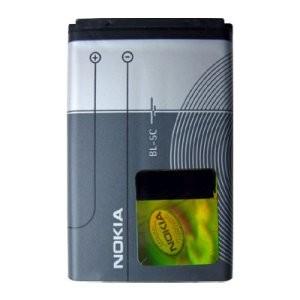 Jual Baterai ORI 99 Nokia BL5C berkualitas dan garansi !!
