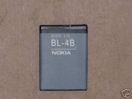 Jual Baterai ORI 99 Nokia BL4B berkualitas dan garansi !!