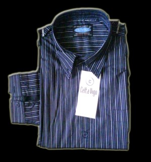 Shirt-Blue For Man