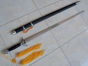 Tai Chi Sword (Black)