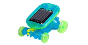 6 In 1 SOLAR TOY (NEW) WITH BATTERAY