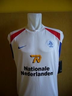 Singlet Belanda Putih