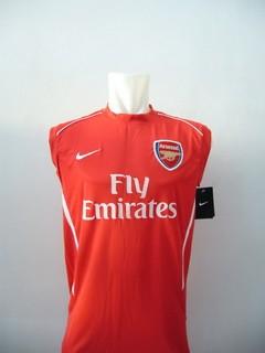 Singlet Arsenal Merah