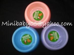 Mini baby bowl