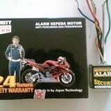 Alarm Motor Security