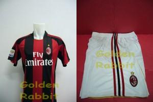 Jersey AC Milan Home 2010/2011