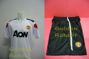 Jersey Manchester United Away 2010/2011