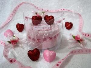 Valentine Tabung 7cm