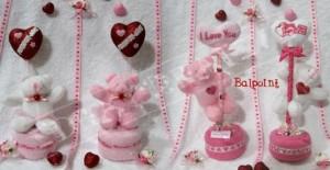 Valentine Tabung 23cm