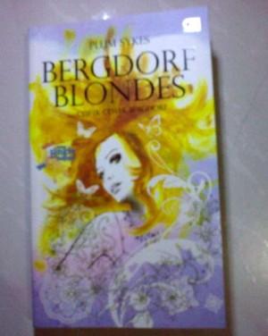 Novel Chicklit Plum Sykes - Bergdorf Blondes (Cewek-Cewek Bergdorf)