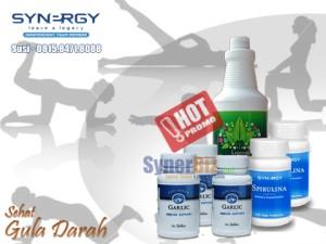 Nutrisi Herbal Kesehatan GULA DARAH