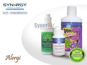 Nutrisi Herbal ALERGI