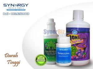 Nutrisi Herbal HIPERTENSI