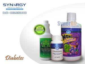 Nutrisi Herbal DIABETES