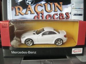 MERCEDES BENZ SLK 55