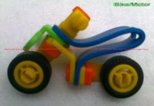 Build Bike(Bangun Motor Dan Kreatifitas Anak Age 5+)